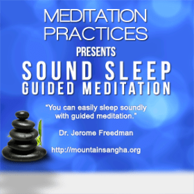 Sound Sleep Guided Meditation