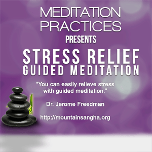 Relieve Stress With Guided Meditation