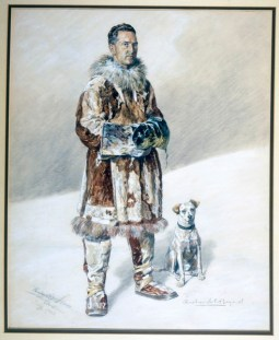 Richard E. Byrd was a U.S. naval officer who, in 1929, became the first person to fly to the South Pole.