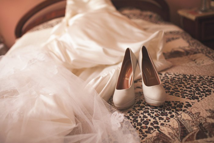 Winsome Andes Mountain Wedding