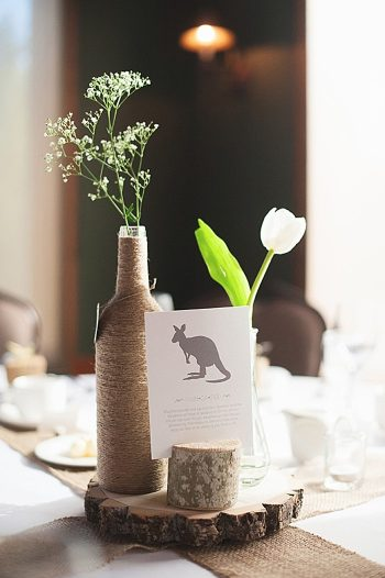 kangaroo table number   Pyramid Lake wedding   Jarusha Brown Photography