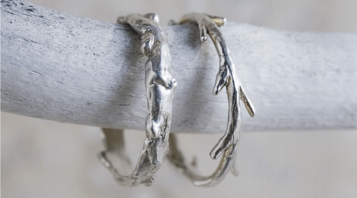 boho and nature-inspired bracelets by colby june