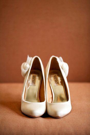 White Wedding Shoes | Park City Utah Wedding | Pepper Nix Photography