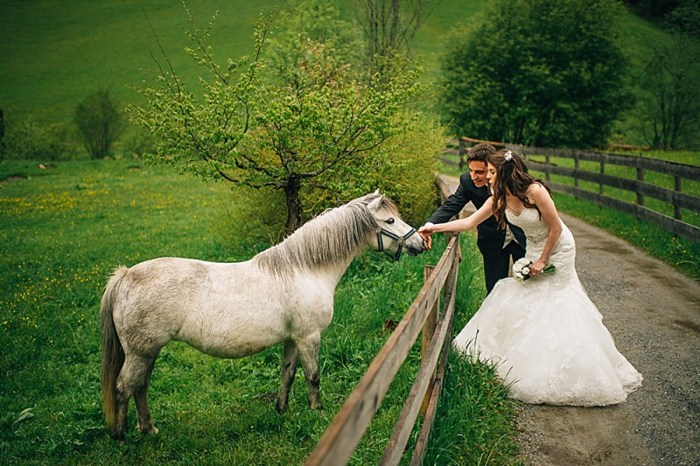 Enchanted Austrian Wedding in the Alps