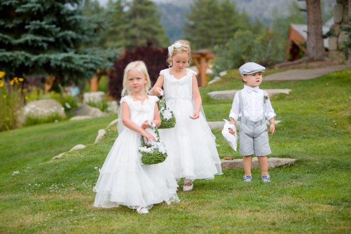 Wedding Ceremony | Lake Tahoe Wedding | Eric Asistin Photographer