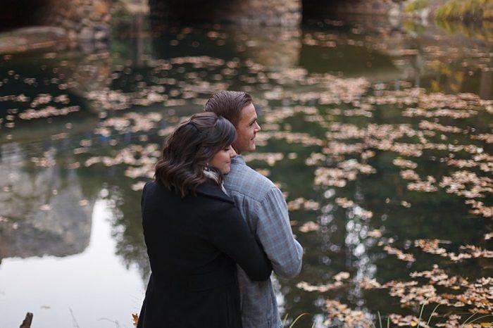 7 Fall Engagement In Yosemite | Bergreen Photography | Via MountainsideBride.com