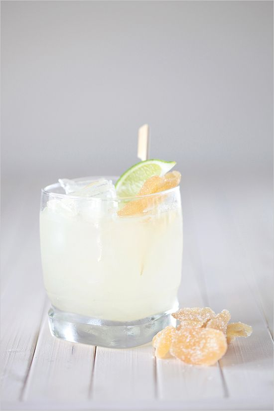 Ginger Rum Signature Drink Inspiration and Recipe