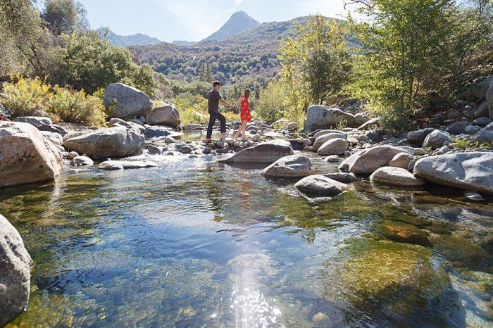 28 Camping Engagment Weekend | Bergreen Photography | Via MountainsideBride.com