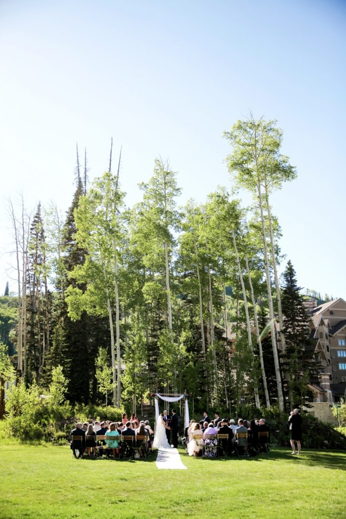 12 Deer Valley Resort Wedding Logan Walker Photography | MountainsideBride.com