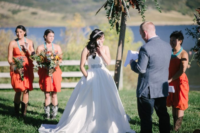 Steamboat Springs Wedding Andy Barnhart Photography | Via MountainsideBride.comamboat Springs Wedding Andy Barnhart Photography | Via MountainsideBride.com