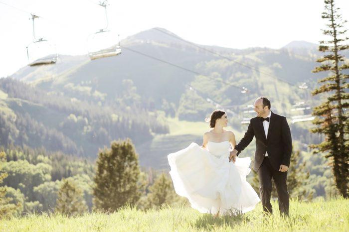 21 Deer Valley Resort Wedding Logan Walker Photography | MountainsideBride.com