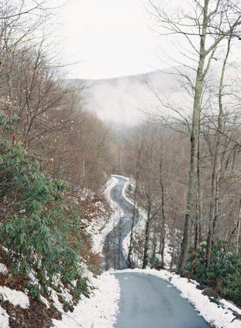 Asheville North Carolina Elopement Justin DeMutiis Photography | Via MountainsideBride.com