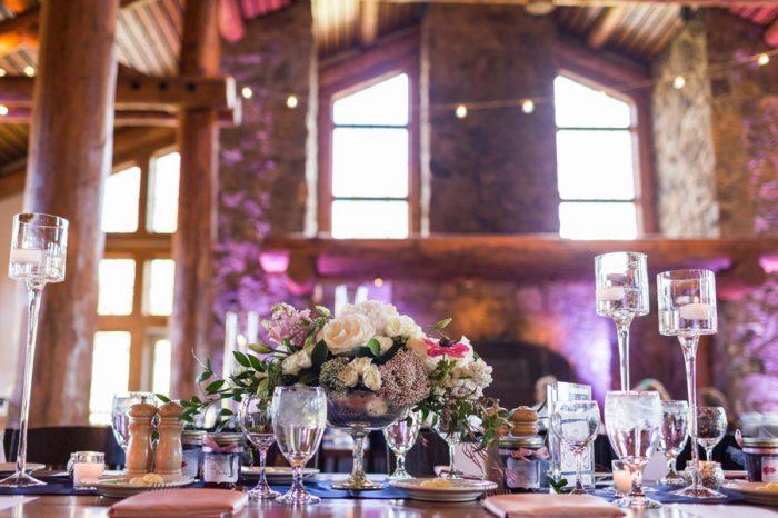 25 Reception Venue | Keystone Colorado Wedding Mathew Irving Photography | Via MountainsideBride.com