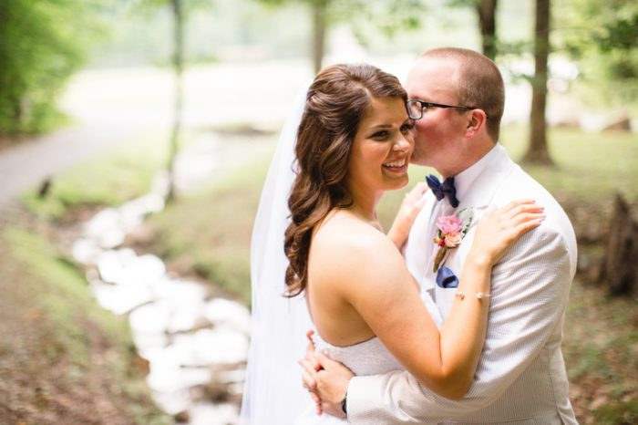 Butterfly Gap Wedding Maryville Tennessee JoPhoto | Via MountainsideBride.com