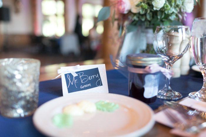 28 Place Setting | Keystone Colorado Wedding Mathew Irving Photography | Via MountainsideBride.com