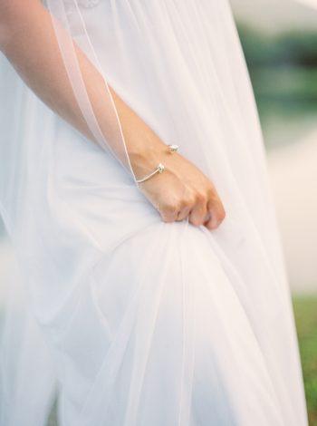 Bridal Jewelry Butterfly Gap Wedding Maryville Tennessee JoPhoto | Via MountainsideBride.com