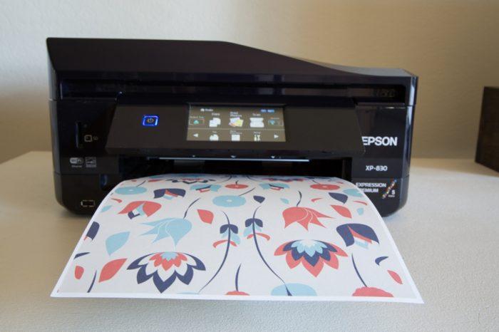 1 Print Envelope Liner 1