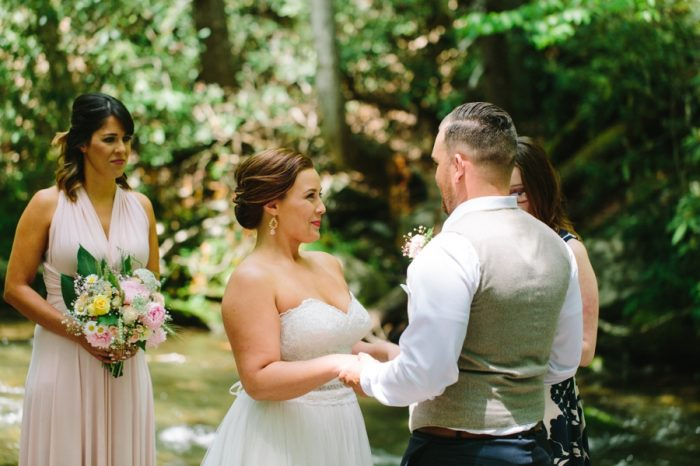 15 Spence Cabin Rennessee Wedding Johoho Via Mountainsidebride Com