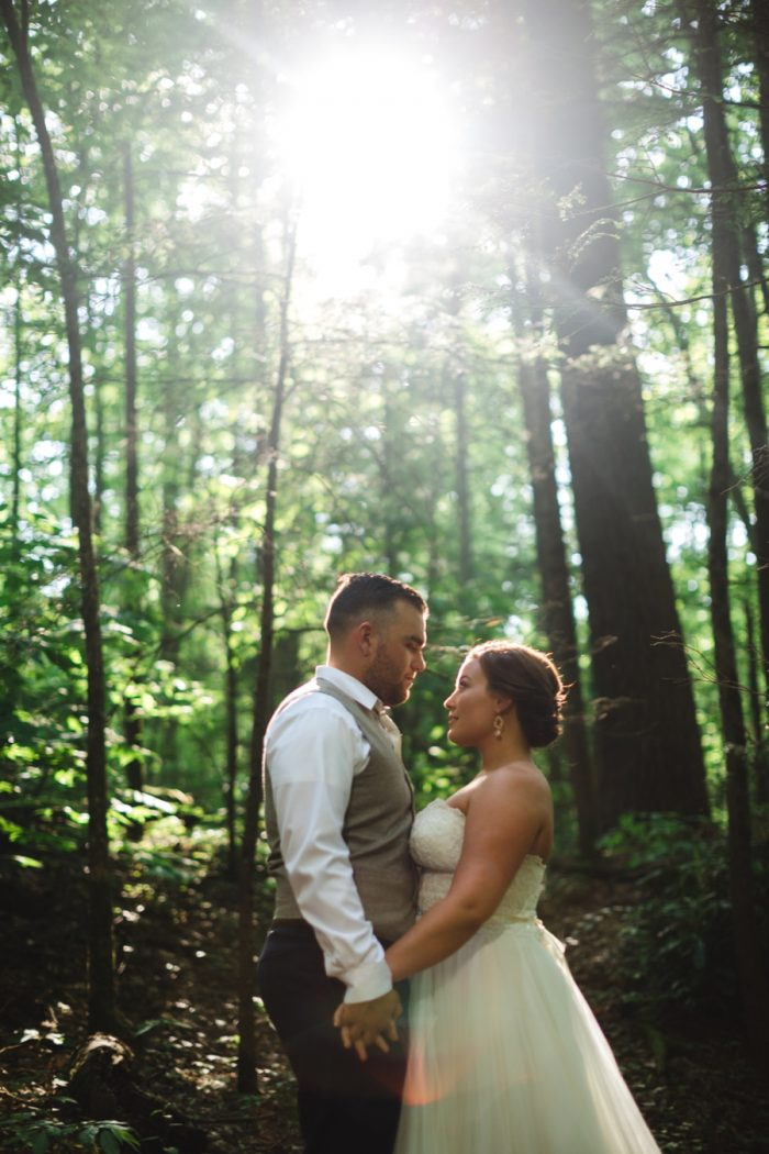 24 Spence Cabin Rennessee Wedding Johoho Via Mountainsidebride Com