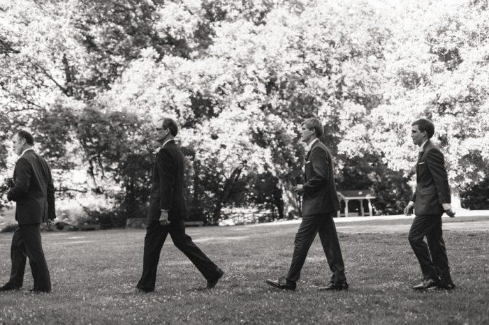 6 Groomsmen Daras Garden Tennessee Wedding Jophoto Via Mountainsidebride Com
