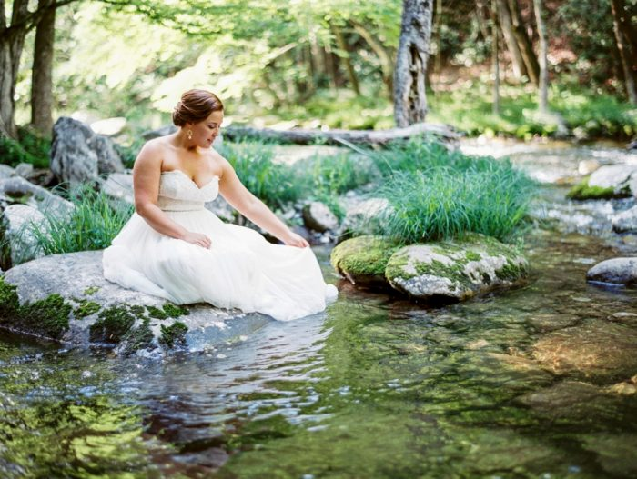 7 Spence Cabin Rennessee Wedding Johoho Via Mountainsidebride Com
