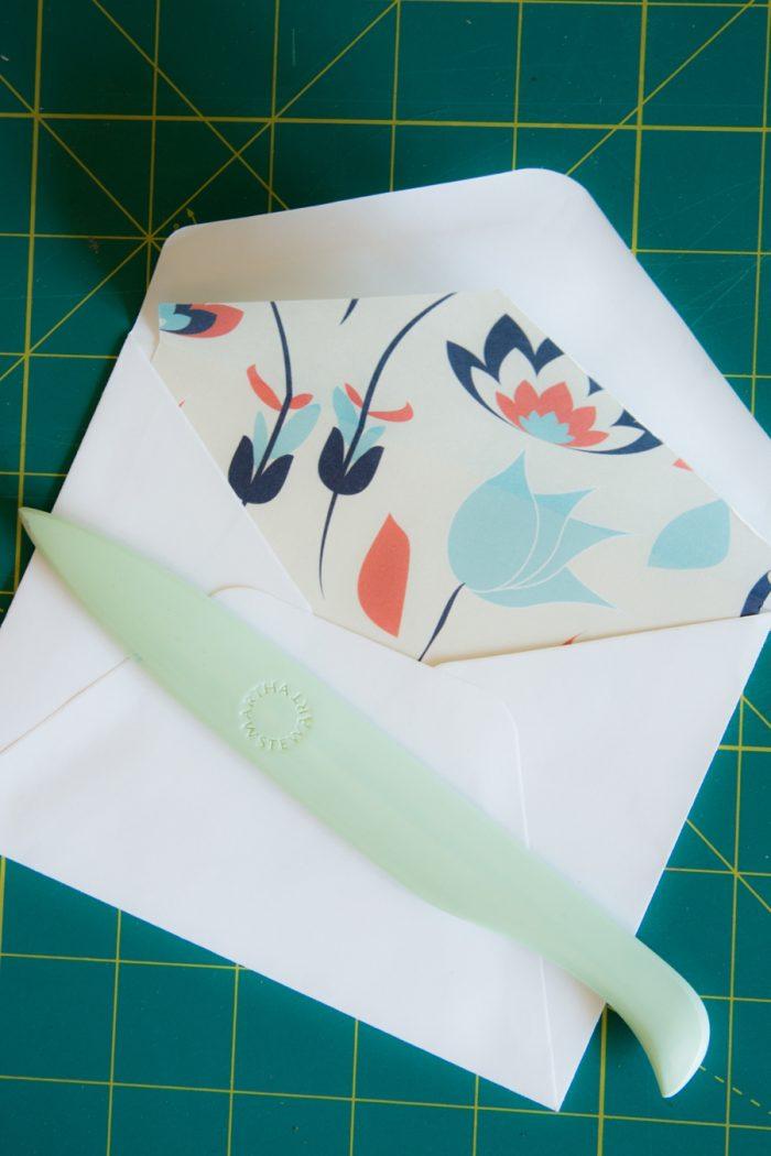 9 Score Envelope Liner 11