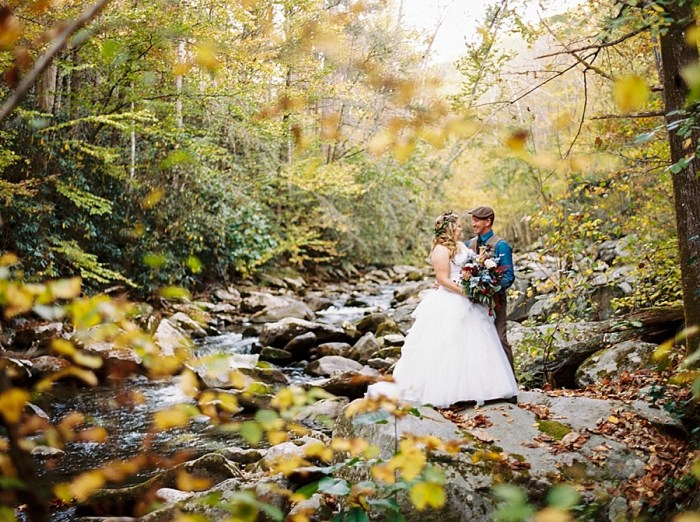 Irish Fairytale Wedding in the Southern Mountians