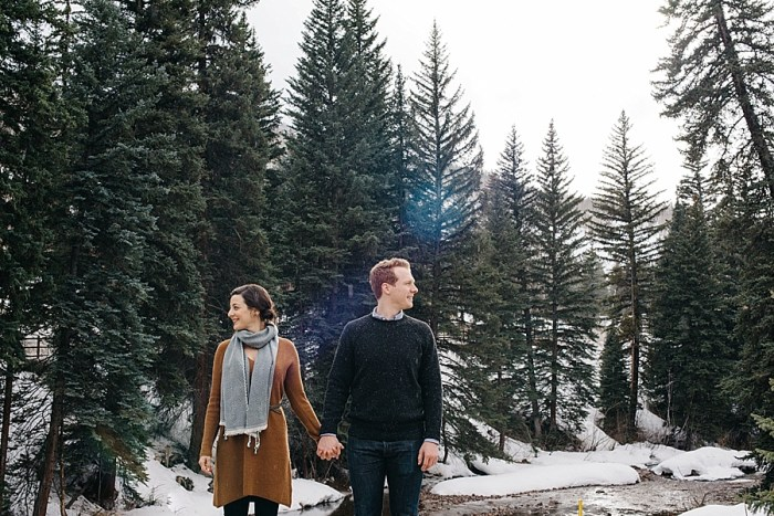 2 Vail Winter Engagement   Searching For The Light   Via MountainsideBride.com