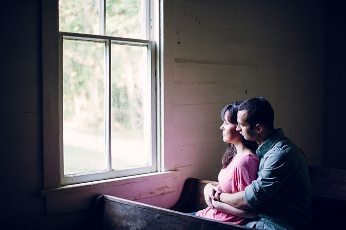 5 Cades Cove Engagement | Red Boat Photogrpahy | Via MountainsideBride