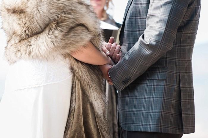 6 Vintage Breckenridge Wedding | Shebli Nikkole Photography | Via MountainsideBride