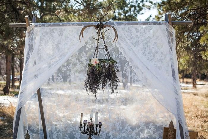 5 Colorado Same Sex Boho Wedding Inspiration | Katie Keighin Photography |via MountainsideBride.com