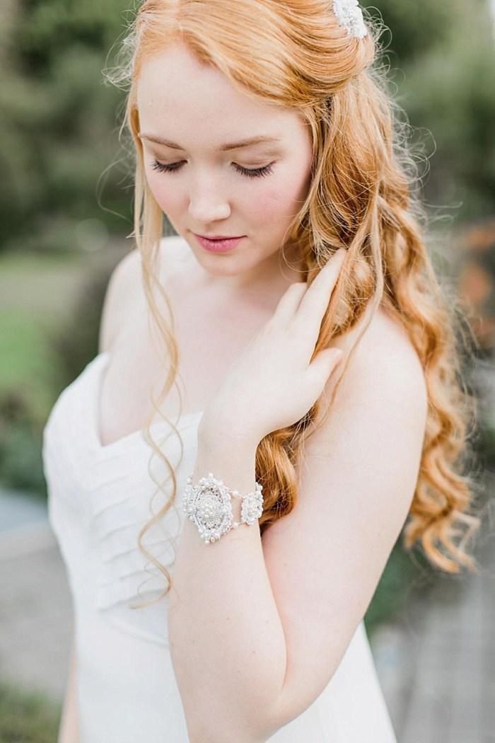 14 Edera Jewelry 2017 Language Of Flowers Collection Primrose Cuff Bracelet 1