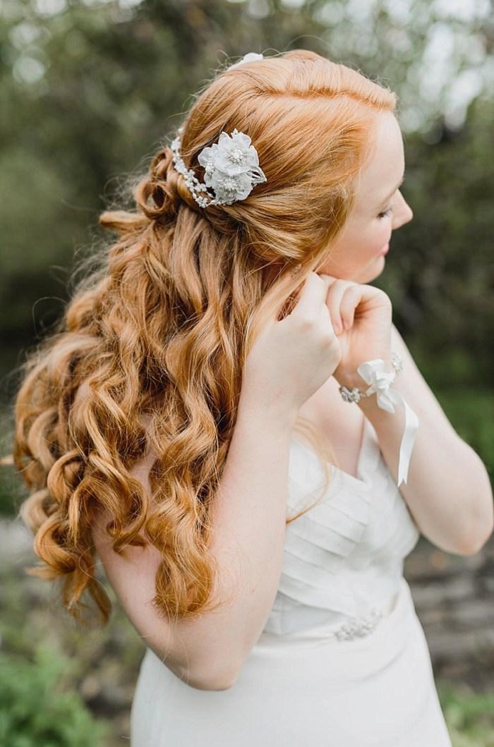 7 Edera Jewelry 2017 Language Of Flowers Collection Gardenia Cuff Bracelet 4