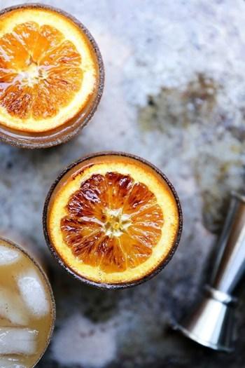 5a Orange Signature Cocktail Pantone Fall 2017 Autumn Maple 520