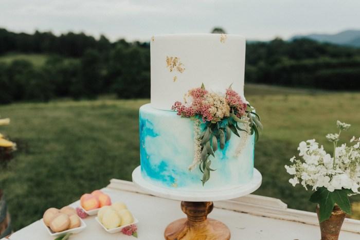 5 Woodstock Wedding Inspiration Gabrielle Von Heyking Photographie Via MountainsideBride.com