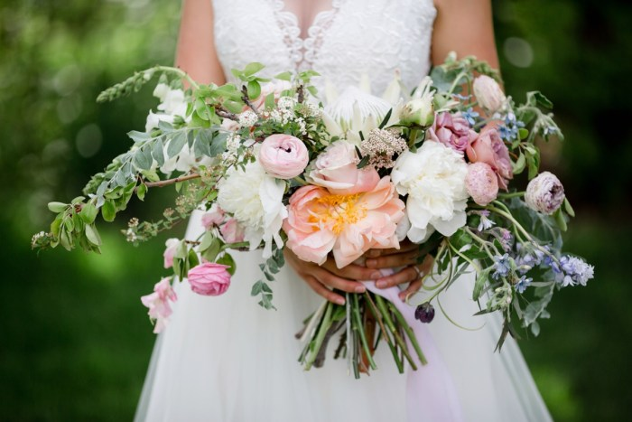 7 Kathyrn Elizabeth Bridal Style Sarah Roshan Via MountainsideBride.com