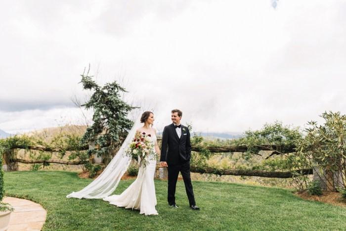 12 Highlands NC Estate Wedding Miranda Grey Weddings Via MountainsideBride.com