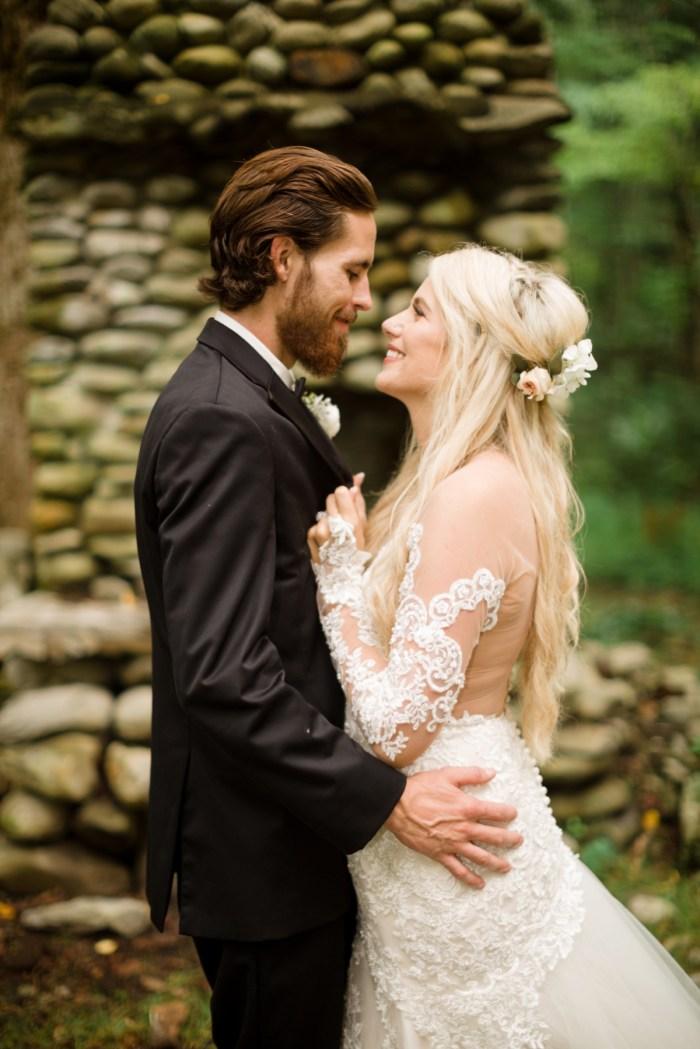 23 Roan Mountain Wedding JoPhotos Via Mountainsidebride.com