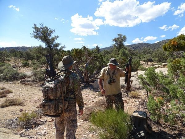 Texan .457 ballistic test/ Coyote Hunt
