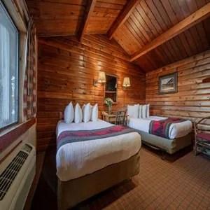Antler Inn Cedar Room