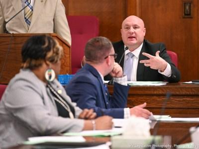 Delegate Jeff Pack, R-Raleigh