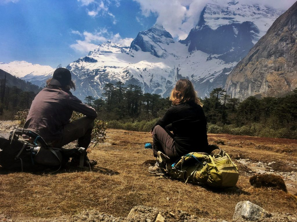 A trek to Makalu Base Camp in Nepal.
