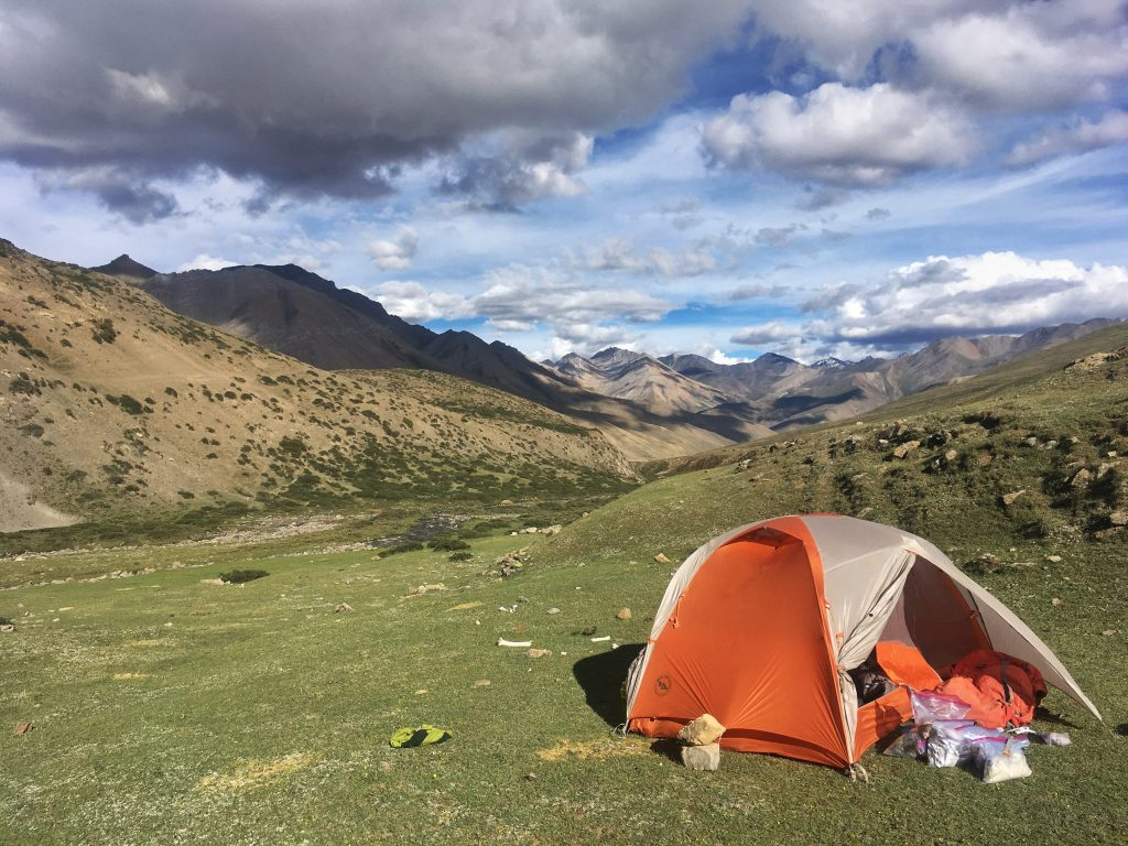 A complete list of the gear I used on a thru-hike of the Great Himalaya Trail, including what worked and what didn't.