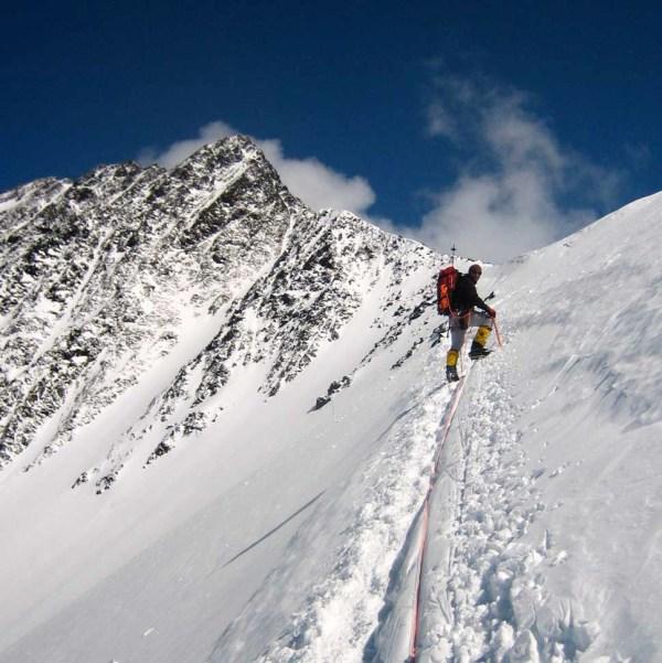 Climb Denali West Buttress Expeditions Mountain Trip