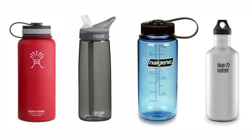 best water bottles hiking