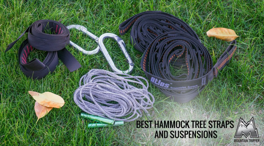 best hammock tree straps suspensions