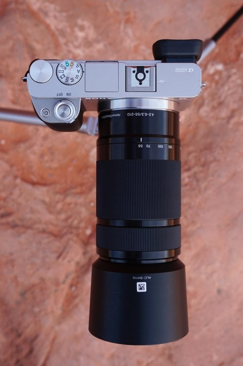 sony 55-210mm build quality