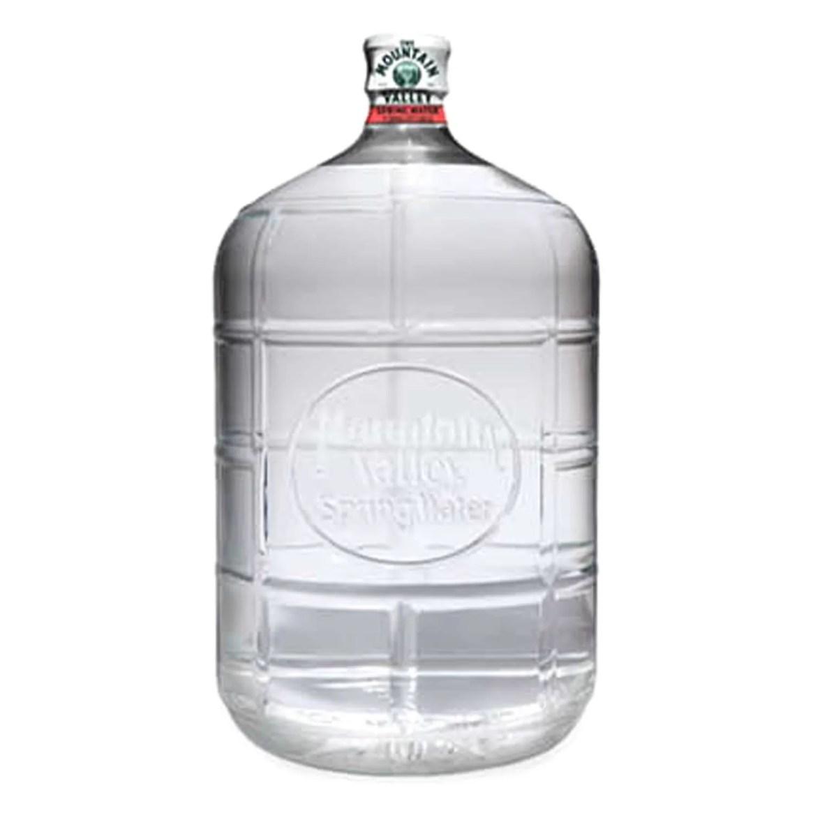 Five Gallon Mountain Valley Spring Water
