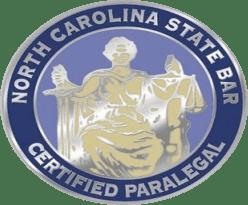 North Carolina State Bar Certified Paralegal