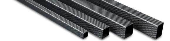 Carbon Fibre Box Section